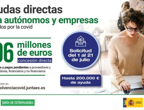 ECONOMÍA – Empresas y autónomos pueden preparar ya su documentación en la web de ayudas destinadas a reducir el endeudamiento