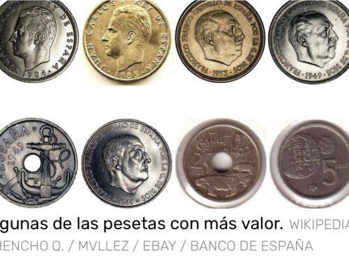 """SOCIEDAD – Hasta este 30 de Junio podrán cambiarse las pesetas en euros, luego no """"valdrán nada"""""""