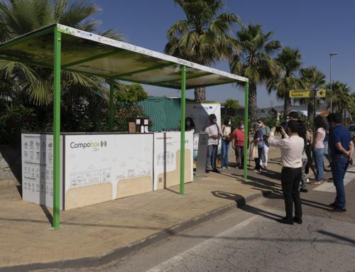 PROVINCIA – En marcha el compostaje inteligente de residuos orgánicos en Peraleda del Zaucejo