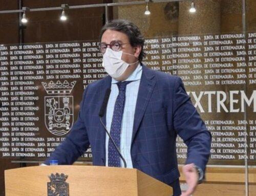 """SANIDAD – Extremadura aboga por """"centrar todos los esfuerzos"""" en bajar la incidencia, cercana a los 600 casos"""