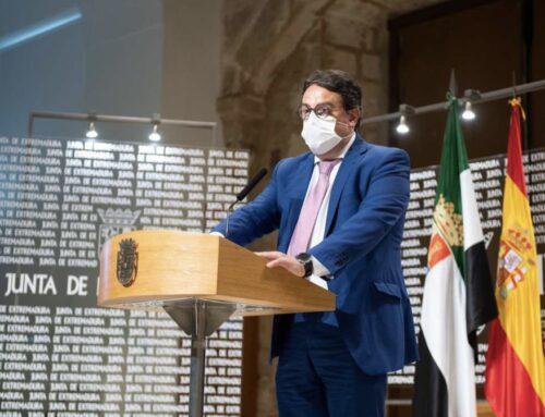 """SANIDAD – Extremadura presenta una """"tendencia a la estabilización"""" debido al """"cierto descenso"""" en la incidencia acumulada por COVID 19"""