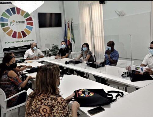 IGUALDAD – El director de la AEXCID se reúne con defensores colombianos de los derechos humanos