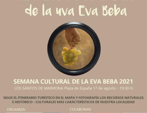 LOS SANTOS DE MAIMONA – EL VIII RALLY FOTOGRÁFICO DE LA UVA EVA BEBA VUELVE A PONER EN VALOR EL PATRIMONIO CULTURAL Y LOS RECURSOS NATURALES DE LA LOCALIDAD