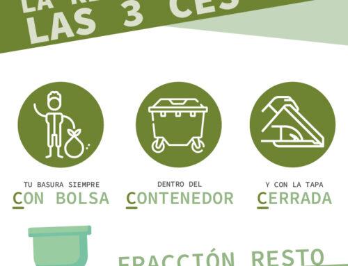 PROVINCIA – Promedio alerta de la imposibilidad de depositar líquidos y residuos a granel en los contenedores