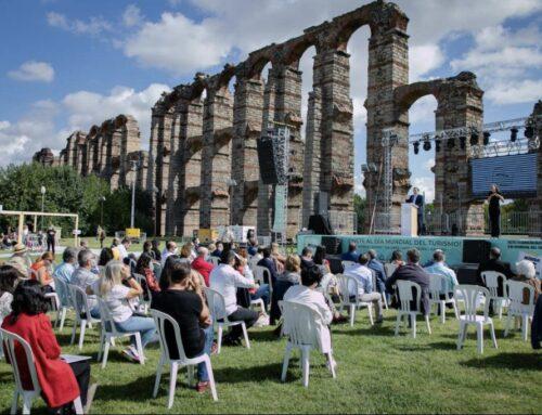 📌 Fernández Vara aboga por un turismo en la región que se construya entre todos y sea accesible, sostenible y digital