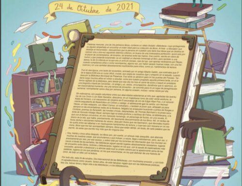 CULTURA – Extremadura celebra en Llerena el acto central del Día Internacional de la Biblioteca con exposiciones y un montaje sobre la vida de Machado.