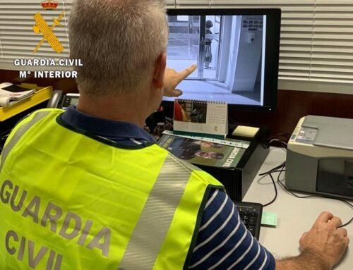 ORDEN PÚBLICO – La Guardia Civil detiene a un vecino de Zafra por robos y daños en el interior de tres vehículos estacionados en su localidad