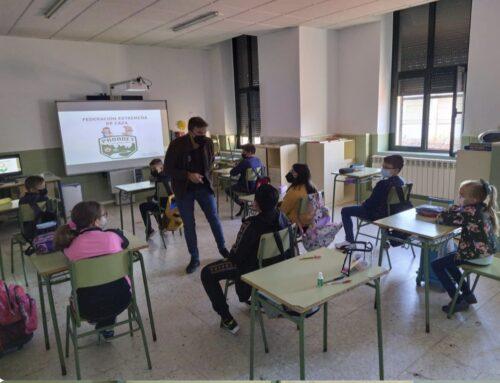 📌 El proyecto escolar de FEDEXCAZA sobre 'Caza y Naturaleza' llegará este año a casi 1.000 alumnos de Primaria