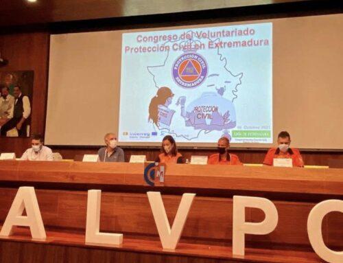 TERRITORIO – La directora general de Emergencias y Protección Civil Nieves Villar,  participa en el Congreso del Voluntariado sobre reglamentación y redes de alerta temprana de protección civil