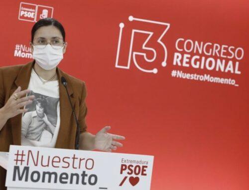 📌 Más de 360 delegados participarán en el 13 Congreso del PSOE de Extremadura, que clausurará Pedro Sánchez